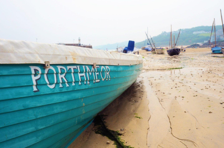 Cornwall Adventures Porthmeor Beach